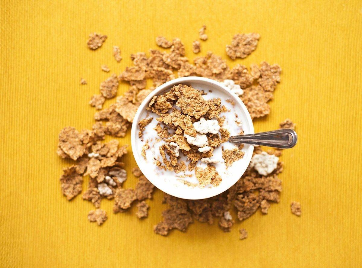 Mueslis, flocons et céréales Bio