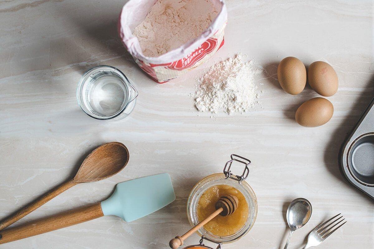 Desserts prêt-à-cuisiner