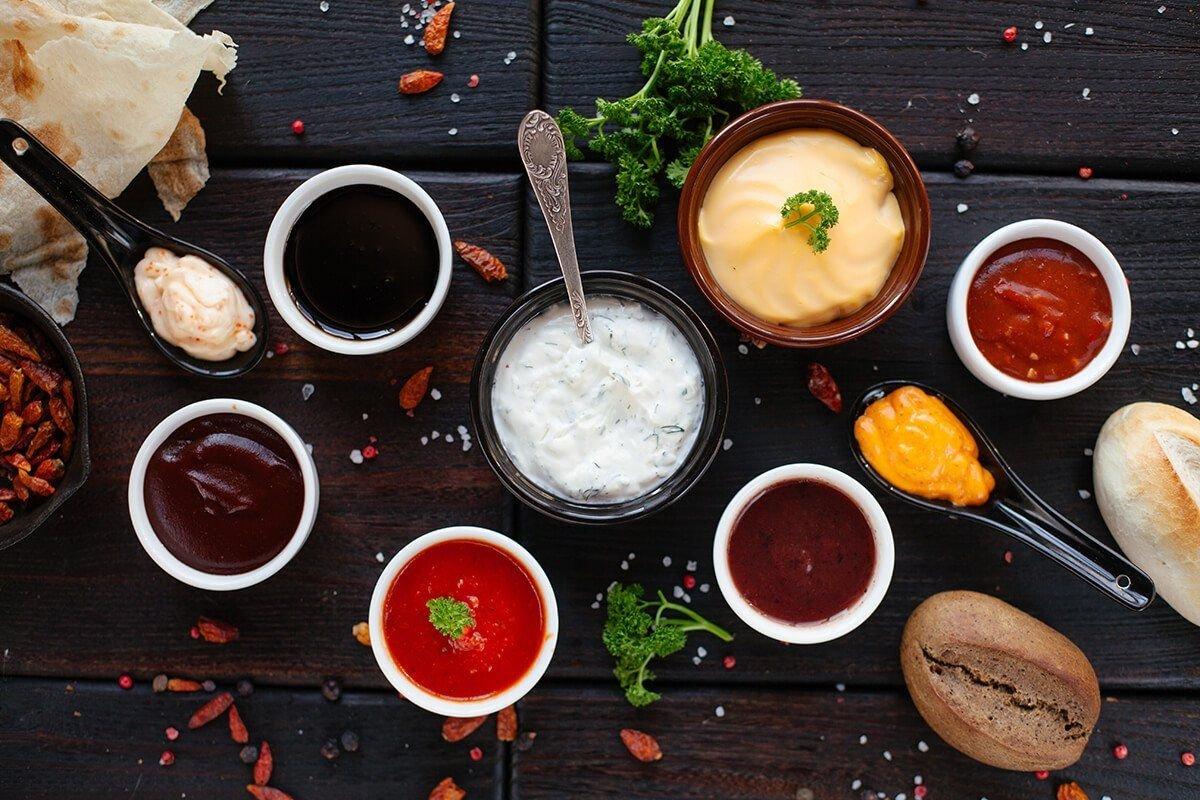 Sauces et condiments Bio