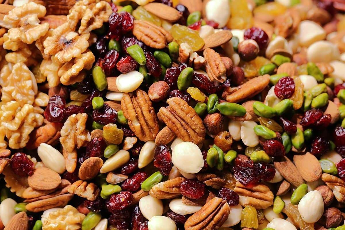 Fruits secs et séchés en vrac Bio