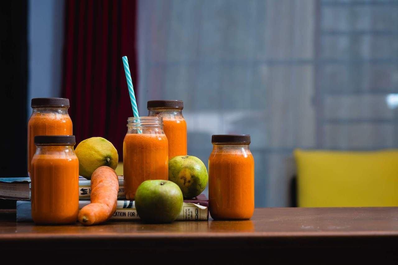 Gaspacho et jus de légumes Bio