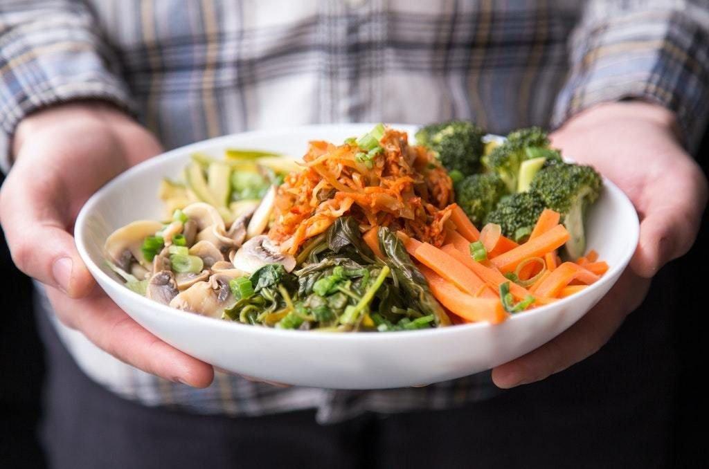 Légumes cuisinés Bio