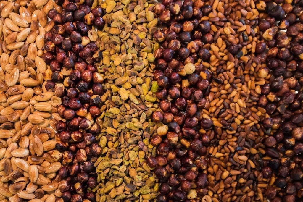 Purées de fruits secs Bio