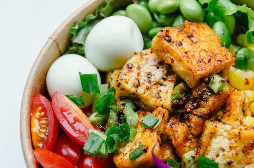 Tofu et seitan